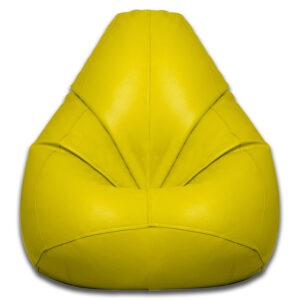 yellow bean bag office furniture